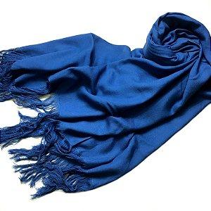 Pashmina LeLi Corrales azul