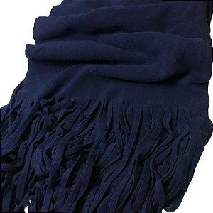 Pashmina/manta azul marinho