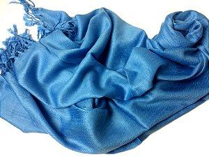 Pashmina azul