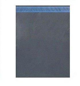 Envelope de Segurança Cinza Sem Bolha 70x60