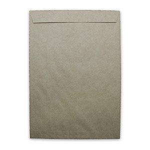 Envelope Saco de Papel Scrity Kraft Natural 240x340cm 80g