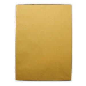 Envelope Saco Papel Kraft Ouro 310X410 80G Scrity