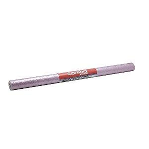 Contact Liso 45cmx2m - Gliter Pink Sakura Plastcover