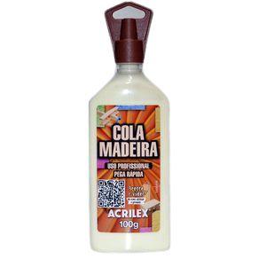 Cola Para Madeira 100g - Acrilex
