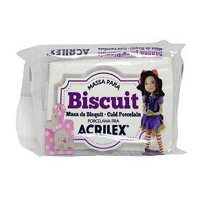 Massa de Biscuit Acrilex Natural - 90g