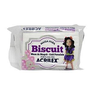 Massa de Biscuit Acrilex Branco - 90g