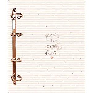 Caderno Argolado Cartonado Colegial Soho 160folhas Tilibra