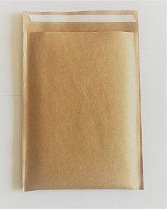 Envelope Kraft com bolha fixa