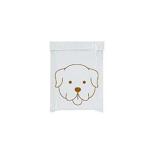 Envelope Personalizado Petshop - Cão 50 Unidades
