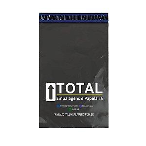 Envelope Personalizado Cinza Com Bolha 20x30 - Seu Logo