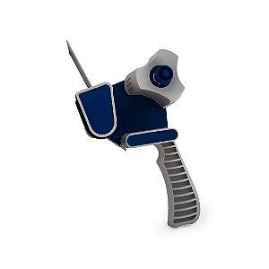 Aplicador de Fita Adesiva + Fita Marrom 45mmx100m 5 un