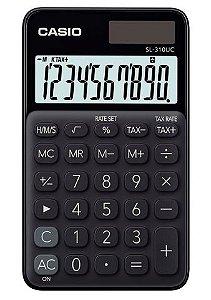 Calculadora de Mesa SL-310UC Casio - Preta