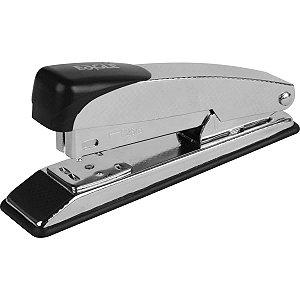 Grampeador Metal Eagle 206-P Prata 26/6 P/12fls Sertic