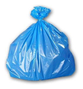 Saco para lixo 100l Azul 26 Micras Altaplast RL.C/25
