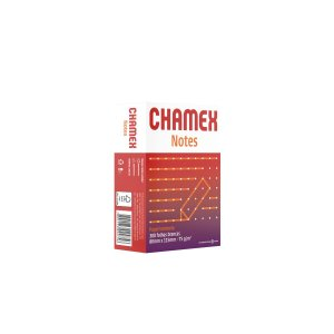 Bloco para recado Chamex Notes 80x115mm 300 folhas. International Paper