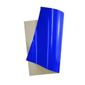 Papel cartão brilho Master 50x66cm. Azul Escuro V.M.P.