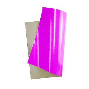 Papel cartão brilho Master 50x66cm. Rosa V.M.P.