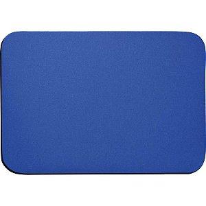 Mouse Pad Tecido Azul Royal Emborrachado Reflex