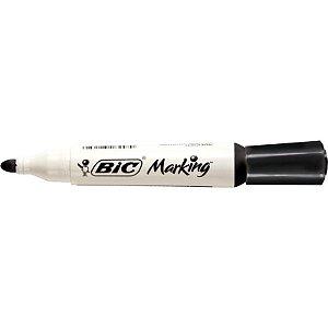 Pincel Quadro Branco Marking Recarregavel Preto Bic