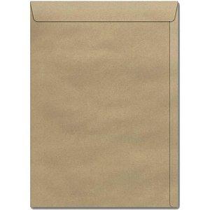 Envelope Kraft Natural 162x229 80grs
