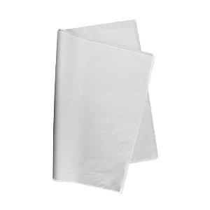 Papel De Seda Branco 48x60cm 20g Pct/100 V.M.P.
