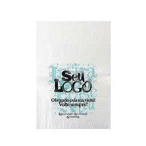 Saco Cristal Personalizado 26x36