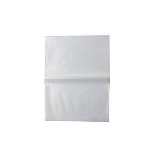 Saco Plástico Cristal Transparente 18cm x 25cm