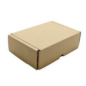 Caixa De Papelão Montável - Embalagens 16x11x05cm