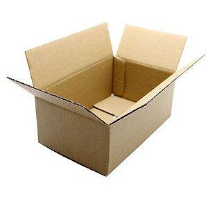 Caixa De Papelão - Embalagens 24x15x10cm