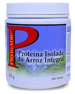 Proteína de Arroz Integral Isolada Sabor Neutro - 350g