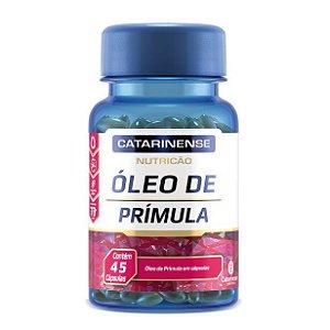 Óleo De Prímula 500mg 45 Cápsulas Catarinense