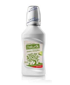 Enxaguante Bucal Natural com ingredientes orgânicos e naturais 250mL Natural Suavetex
