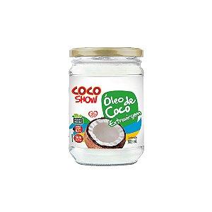 Óleo de Coco Extravirgem 500ml Coco Show