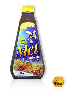 Mel Florada Eucalipto 1,1Kg 18Un Revenda