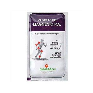 Cloreto de Magnesio P.A Sache 33g Meissen