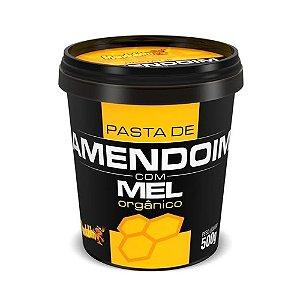 Pasta de Amendoim com mel 500g