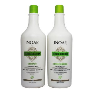 Kit Herbal Solution Shampoo Condicionador