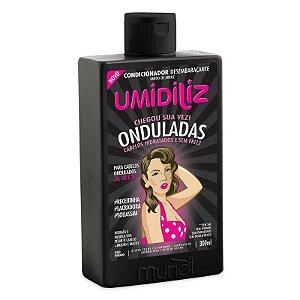 Condicionador Umidiliz Onduladas Muriel