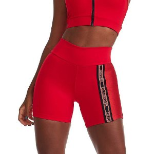 Shorts Fitness Feminino NZ Strenght Vermelho CAJUBRASIL