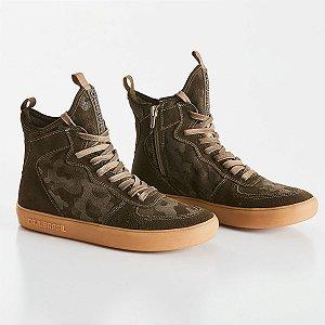 Tênis Sneaker Glow Military CAJUBRASIL