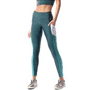 Calça Legging Fusô New Norah Lycra® Verde Vestem
