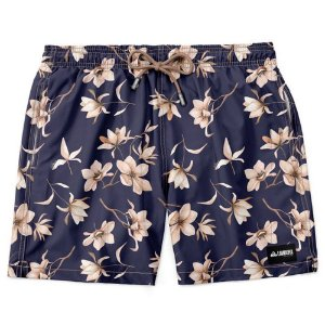 Shorts Masculino Summer Sapphire Estampado Floral LAVIBORA