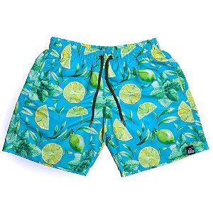 Shorts Masculino Summer Caipirinha Estampado LAVIBORA