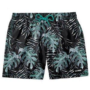 Shorts Masculino Summer Gloomy Estampado LAVIBORA