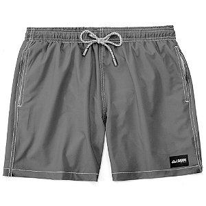Shorts Masculino Summer Netuno Cinza LAVIBORA
