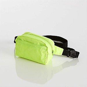 Pochete Collors Verde Neon CAJUBRASIL
