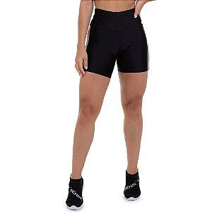 Shorts Fitness Balance Preto CAJUBRASIL