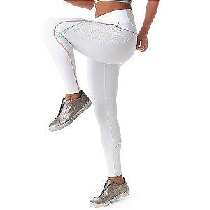 Calça Legging Fusô Branca Triunfo FS937.001 VESTEM