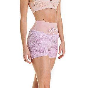 Shorts Feminino Power Nude Claro Vestem