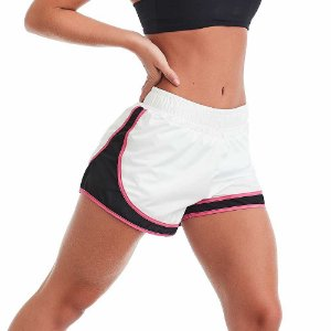 Shorts Feminino Way Pink Flúor CAJUBRASIL